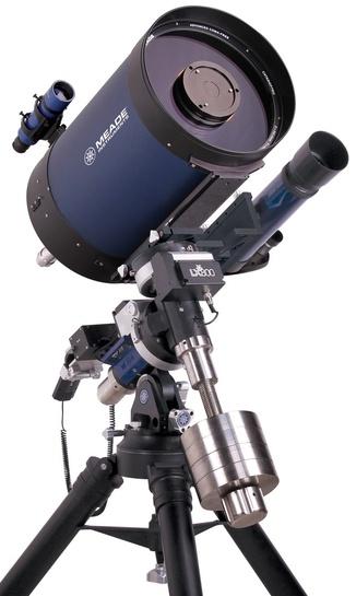 MEADE Advanced Coma Free Telescopes on LX80 mount
