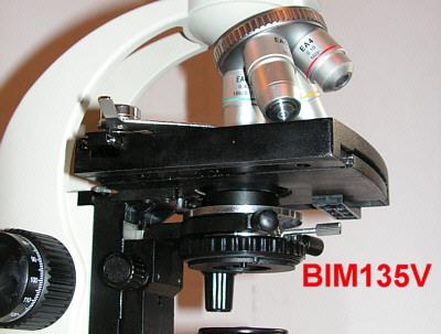 Microscope BIM 135
