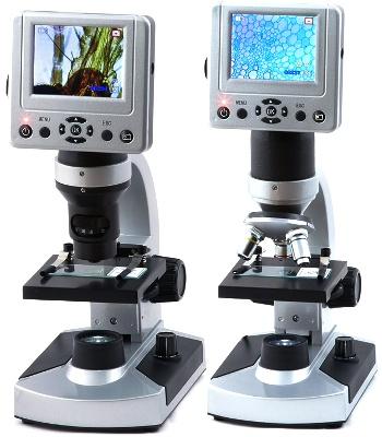 5 MPixel mikroszk�p LCD monitorral