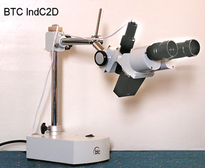 BTC Industry Microscope
