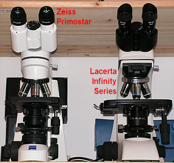 Phase Contrast microscopes
