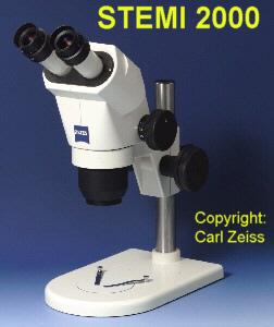 Zeiss STEMI 2000