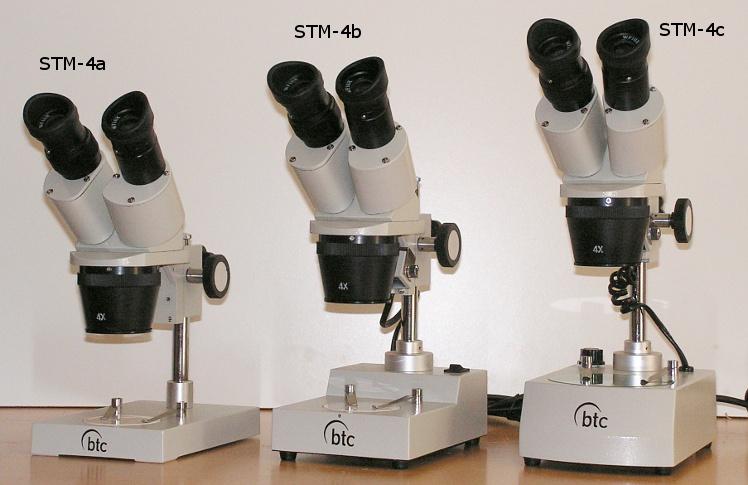 BTC Stereo Microscope