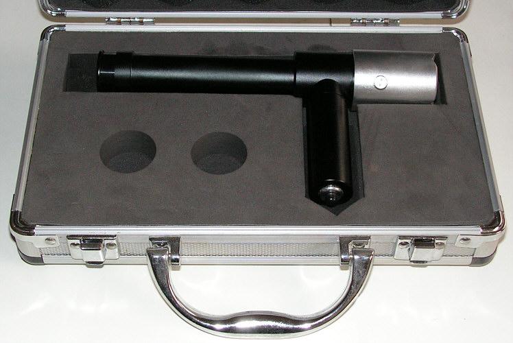 Transportable Metallurgisches Mikroskop