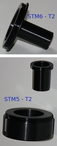 T2 Photoadaptor for Microscope