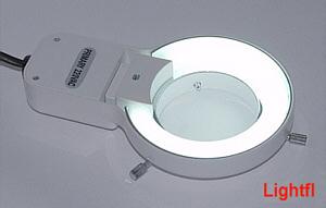Ring Light for STM Microscope