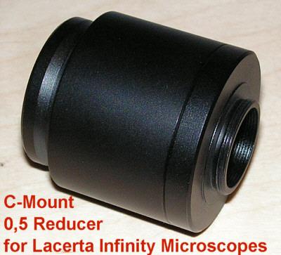 Fot�adapter (Reduktor) mikroszk�pfotogr�fi�hoz