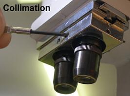Stereo-Mikroscop Objectiv