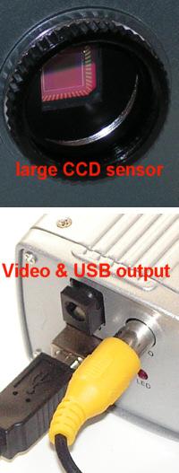 Mikroskop-WebCam (USB, Win)