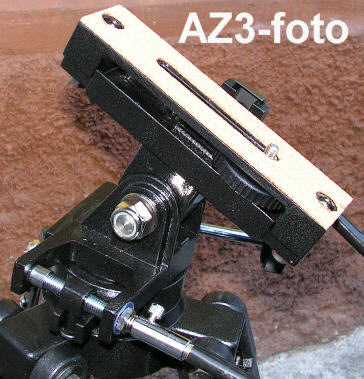 AZ3 Azimutale Montierung
