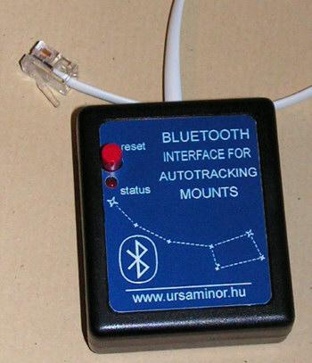UrsaMinor Autoguider Interface