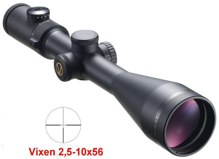 2,5-10x56 Vixen Riflescope