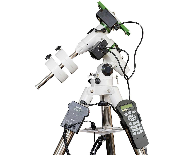 Eqm pro skywatcher eqm synscan goto montierung foto