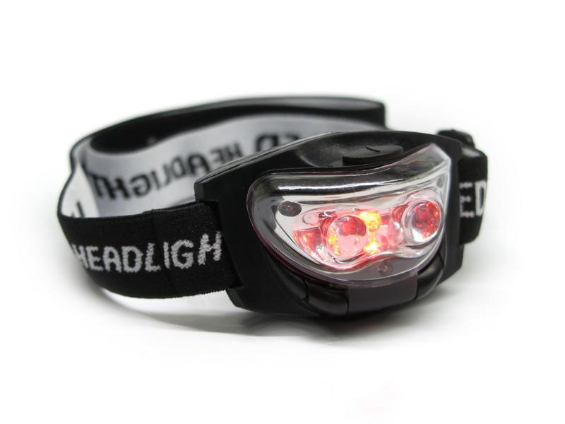 Omegon LED Stirnlampe
