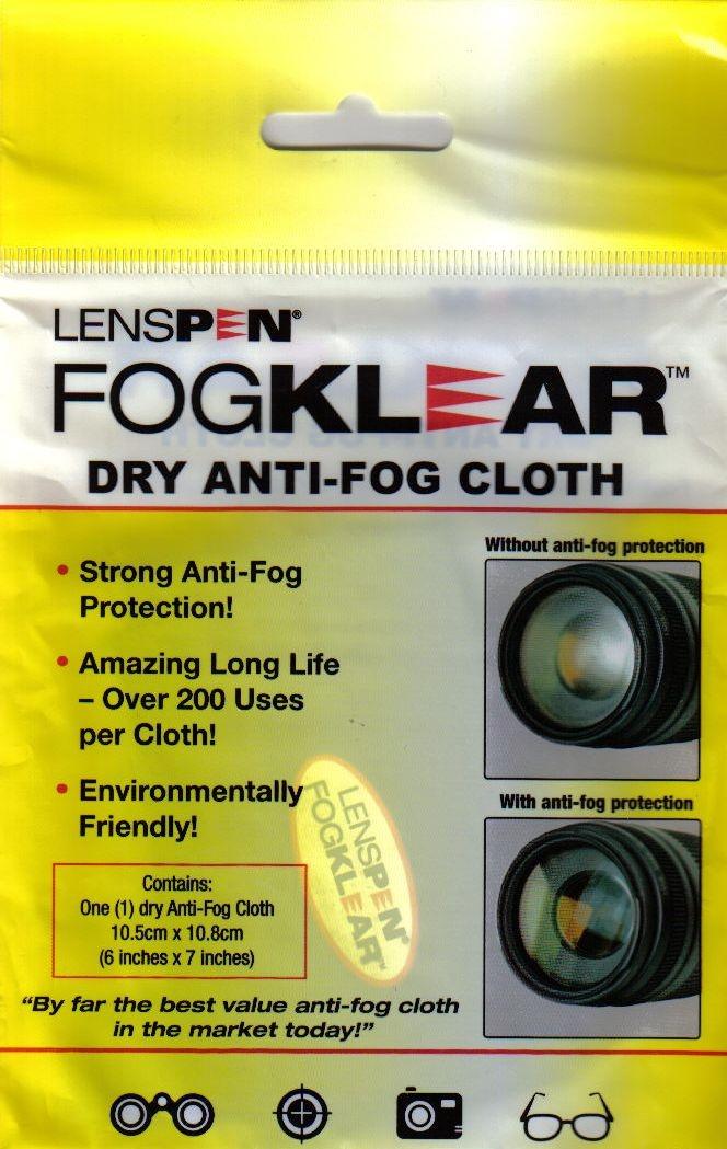 LensPen FK-1 Anti Fog Cloth