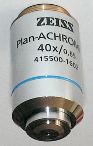 Lacerta Z-plan40x Zeiss